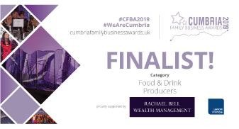 2019 Finalist - Cumbria Family Business Awards