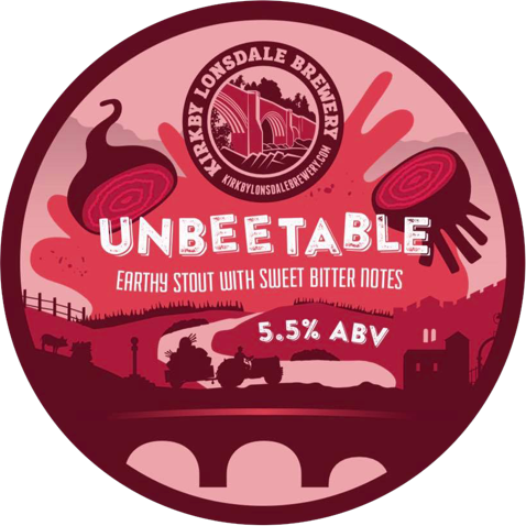 Beetroot Stout