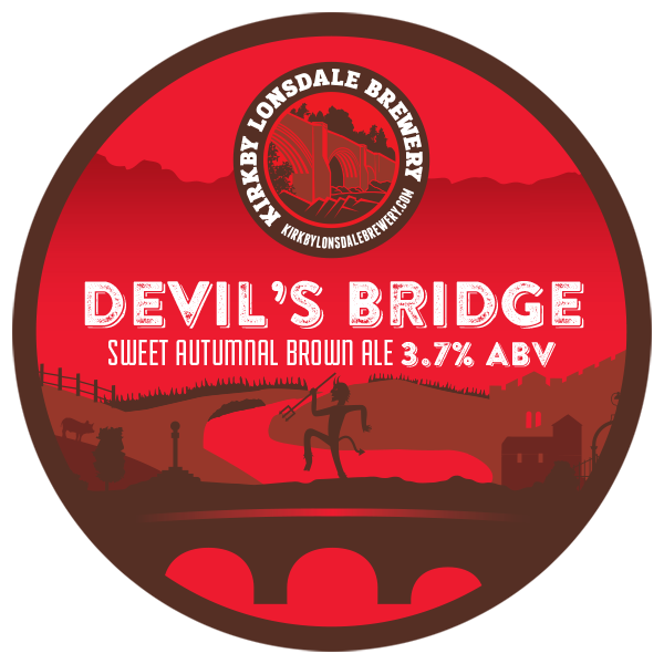 Devil's Bridge from Kirby Lonsdale Brewery