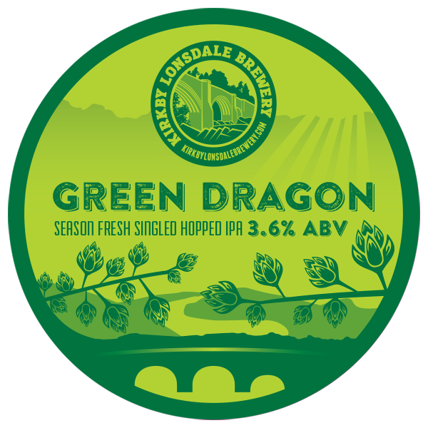 Green Dragon from Kirby Lonsdale Brewery