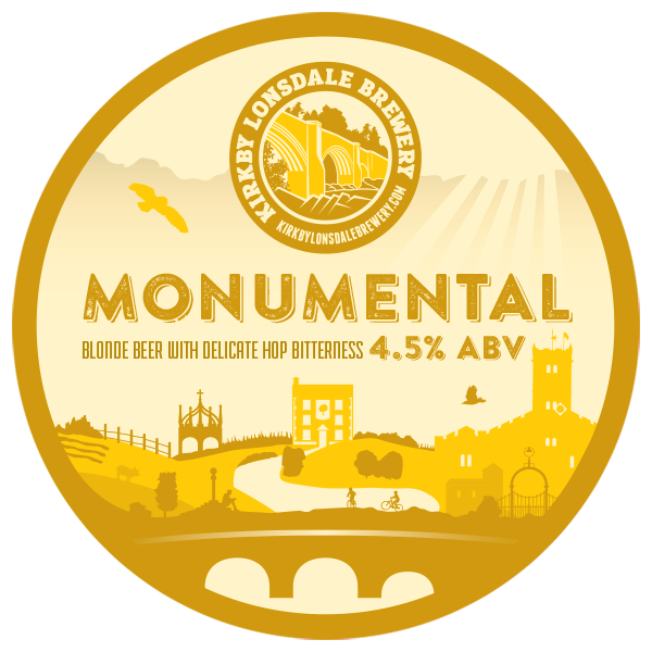 Monumental from Kirkby Lonsdale Brewery