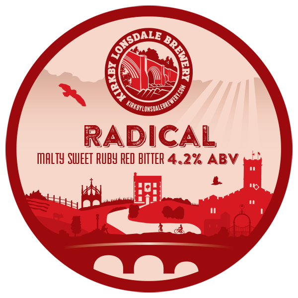 Radical from Kirkby Lonsdale Brewery
