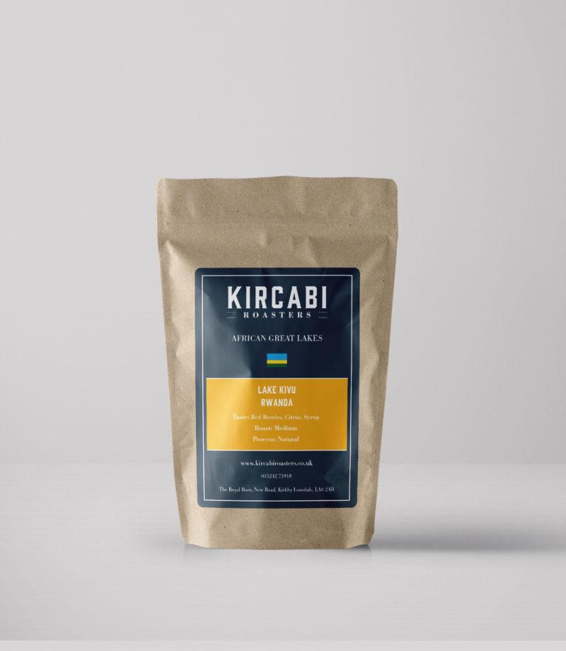 Kircabi Lake Kivu Rwanda Coffee