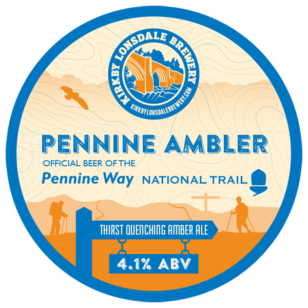 Pennine Ambler from Kirkby Lonsdale Brewery