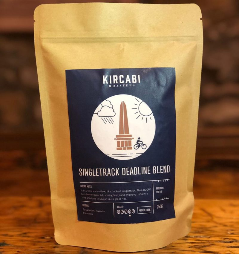 Kircabi Roasters Singletrack Deadline Blend Coffee